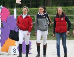 Sport Etudes Equitation en internat au Domaine ou en externat